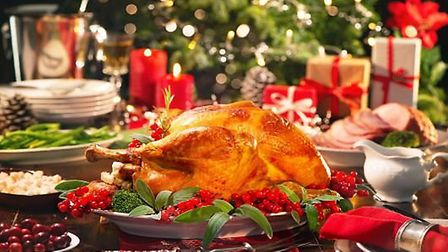 Meat is the main part of many people's Christmas meals, but there are ways in which we can make heal