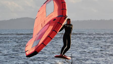 Water sports enthusiast Dr Bel Bailey says being fitted with the Exeter Hip has transformed her life