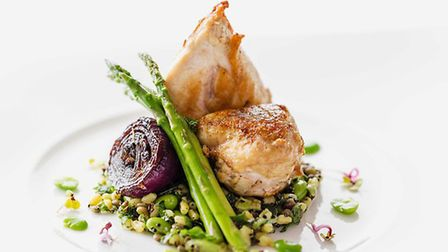 Dinners from Milkshed Kitchen are now available at Huntsham Court. Photo: Huntsham Court
