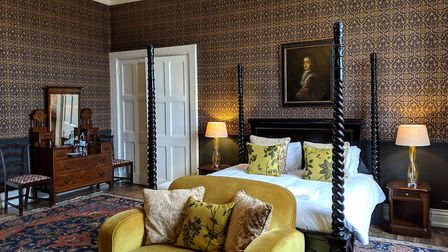 Huntsham Courthas not been available for individual room rental for the last 30 years. Photo: Huntsh