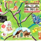 The village of Selborne by Lucy Atkinson