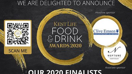 The finalists for the #KentFDA 2020 have been revealed