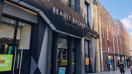 The only Harvey Nichols Beauty Bazaar in the UK can be found in Liverpool ONE