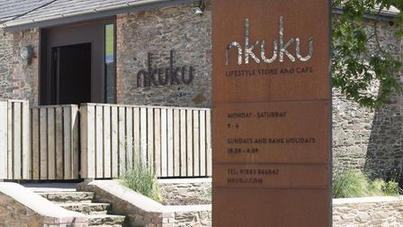 This year Nkuku launched a new sustainable furniture showroom just across the courtyard from their o