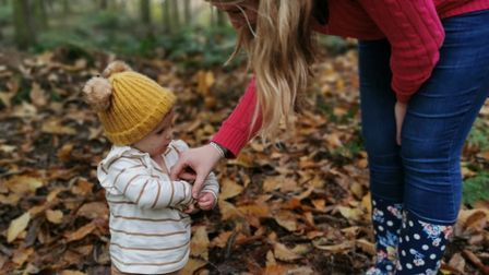 Nannies have a wide range of skills and will often form special bonds with the children. Photo: Luke