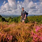 Charles Winchester, South Downs National Park ranger.