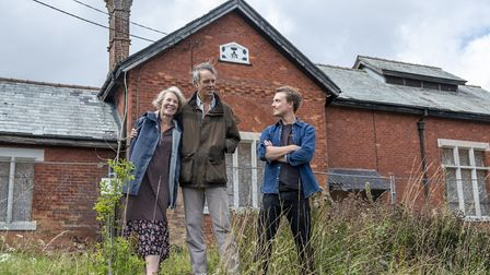 Mark, Sophie and Fred are working together to secure the ventures on the estate