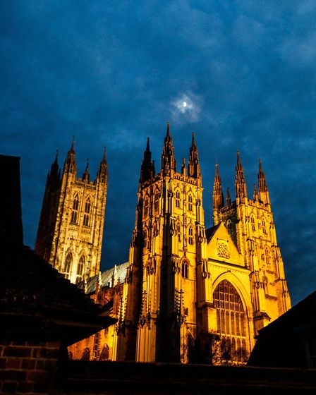 Enjoy shopping, exploring and discovering hidden gems, safely in Canterbury. Picture: Canterbury Cit