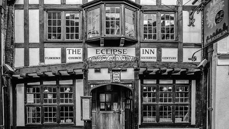 The Eclipse Inn, Winchester (c) Andrew Hardacre, Flickr (CC BY 2.0)