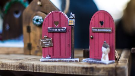 Find the perfect gift or foodie treat at Knutsford Christmas Market Photo: Jonathan Farber