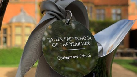 Cottesmore is Tatler's Prep School of the Year