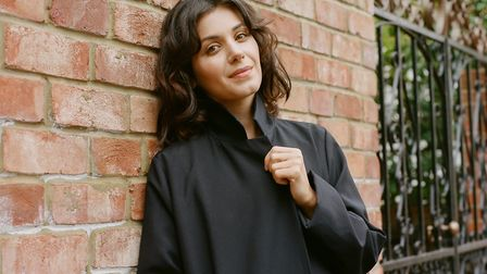 Katie Melua's new album is her eight in 17 years. Image: Rosie Matheson