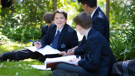 Reigate Grammar School scored highly on more than just academic results. Image: Rich Turner