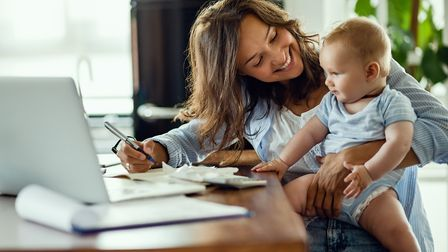 New additions to the family may make you consider securing your family's financial future. Picture: