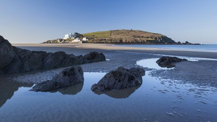 No visit to the South Hams is complete without a trip to iconic Burgh Island. Photo: Neville Stanikk