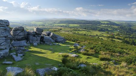 They say you can experience four seasons in one day on Dartmoor. Photo: Neville Stanikk/VisitDevon