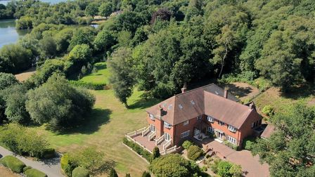 Cobbins, Linbrook £2,495,000 Magnificent refurbished seven-bedroom country house in grounds of 3.5 a