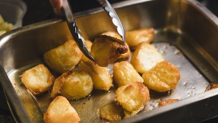 Crisp on the outside and fluffy in the middle is your roastie recipe for success. Photo: Steve Haywo