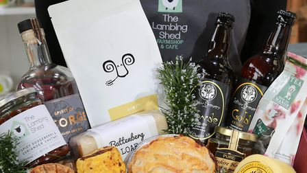The Lambing Shed's foodie picks for a festive hamper
