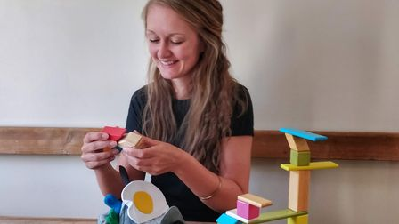 Lucy Willoughby, founder of Good Things Gifts. Photo: Good Things Gifts