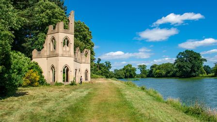 Painshill Park. Image: Andy Newbold