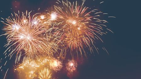 There will be a drive-in fireworks display in Cheltenham for 2020 (photo: AnuStudio, Getty Images)