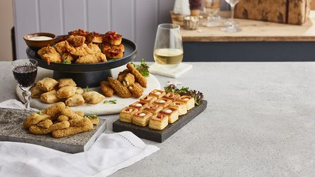 Booths Classic Party Platter, £25. Picture: Booths