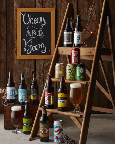 Booths has lots of local tipples for you to choose from. Picture: Booths
