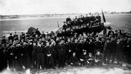The Ibsley Wing operated from Tangmere for the Dieppe Raid in August 1942