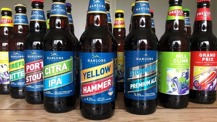 Buy Hanlons beer at home and under the new 'Love Your Local' scheme your favourite pub will benefit.
