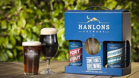 Hanlons offers a wide range of beers for home delivery. Photo: Hanlons Brewery