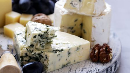 Wobbly Bottom Farm has a wide range of artisan cheeses created from milk from its herd of goats. Ima