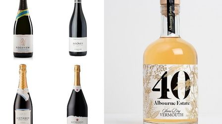 Five of our favourite Sussex wines to enjoy this Christmas