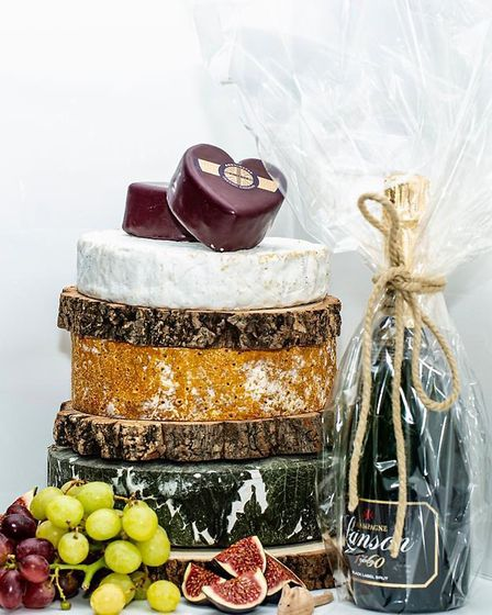 The Cheese Shop, Nantwich is the perfect place to buy your loved ones cheesy gifts for Christmas. Ph