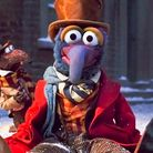 Gonzo and Rizzo in a scene from The Muppet Christmas Carol (1992). Nigel was 'a lot of rats and pen