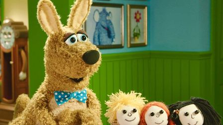 Nigel co-created and co-produced CBeebies' Monty & Co, filmed in Herts. Image: 2020 Pipkins Producti