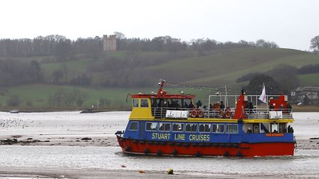 Cruises are generally scheduled around low tide, when the sandbanks and mudflats are most exposed. P