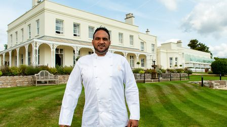 Michael Caines has unveiled his latest project to complement his existing portfolio, including Lymps