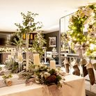 A fabulous Christmas dining room, created for Real Housewife Tanya Bardsley