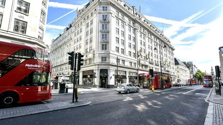 Strand Palace has been part of the London landscape for over 111 years. Photo: Simon John Owen