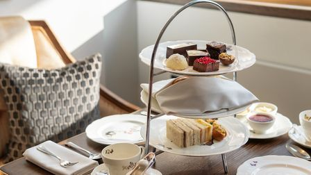 The royally-inspired afternoon tea has become somethingof a London tradition. Photo: The Athenaeum
