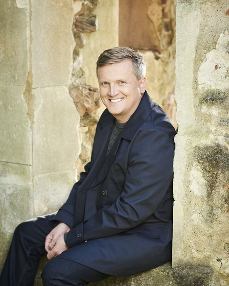 Classical music star, Aled Jones, will also be taking to the stage