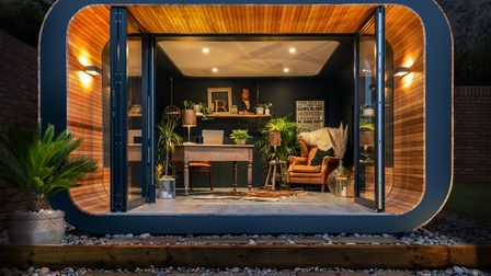 Invest in a unique, elegant, garden room - the options are endless. Picture: Eden Arc