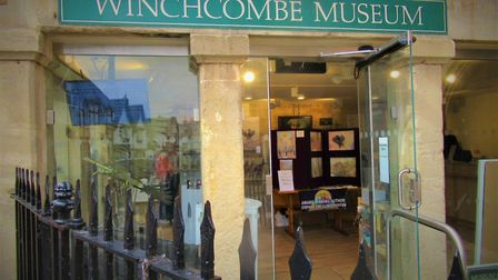 Winchcombe Museum, with its new look