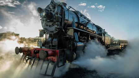 South Devon Railway is hoping to take passengers on a very special train ride. Photo: PNP Events