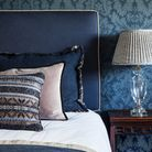 """We will continue to see the rise of block prints both in fabrics and wallpapers,"""" says Emma. Photo:"""