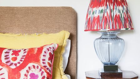 Henfield interiors expert Emma Vans Agnew predicts that block prints will continue to rise in popula