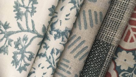 Block prints will continue to rise in popularity for 2021, predicts Henfield interiors expert Emma V