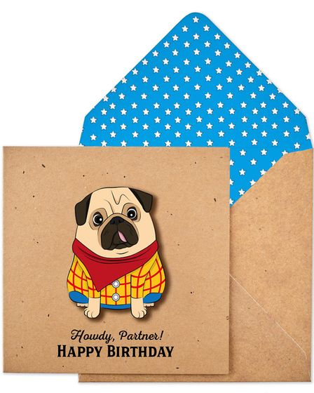 All proceeds of the Tache birthday card go to charity