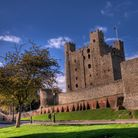 Rochester Castle (c) Brian Fuller, Flickr (CC BY 2.0)
